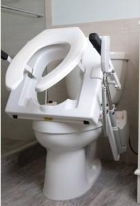 TILT Toilet Incline Lift