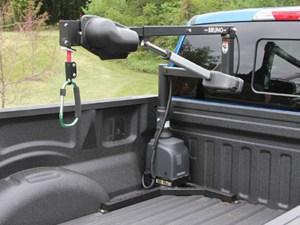 Pick-Up Truck Vehicle Lift