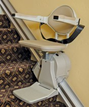 Straight Stairlift for Stairs