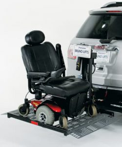 Vehicle Lifts for Wheelchairs