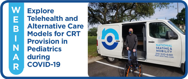 Explore Telehealth and Alternate Care Models for CRT Provision in Pediatrics During COVID-19