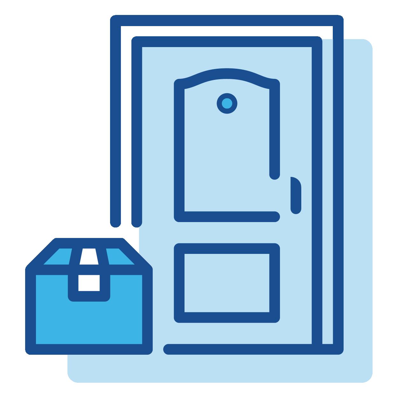 NSM_Serving Safely Iconography_NSM_Serving Safely_Delivery