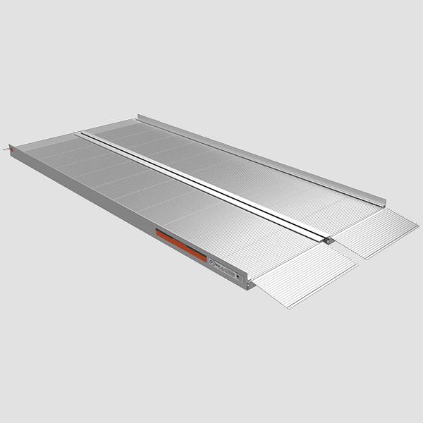 Singlefold ramp