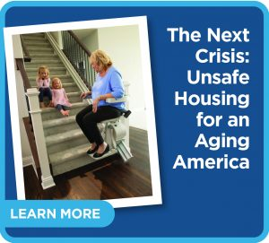 The Next Crisis: Unsafe Housing for an Aging America