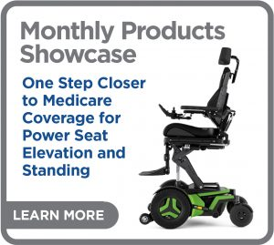 Products Showcase: Power Seat Elevation and Standing