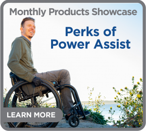 Perks of Power Assist
